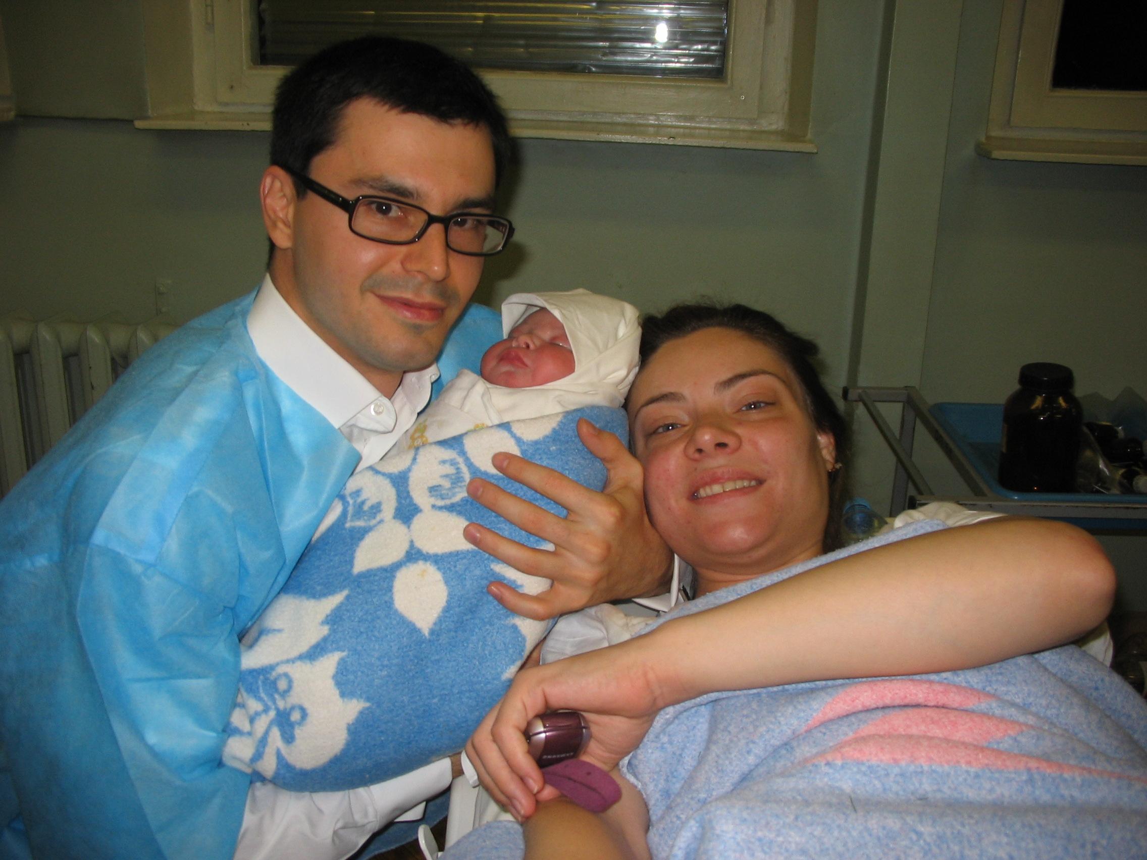 Вести. Ru: Мужчина выносил и родил здорового ребенка